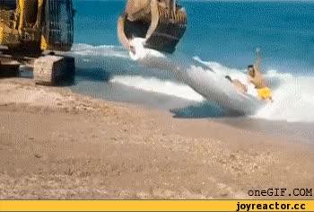 Watch and share Гиф Анимация,гифки - ПРИКОЛЬНЫЕ Gif Анимашки,море,солнце,и Вода,карусель GIFs on Gfycat