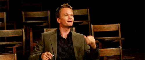 Watch and share Barney Stinson GIFs on Gfycat