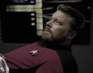 Watch and share Jonathan Frakes GIFs on Gfycat