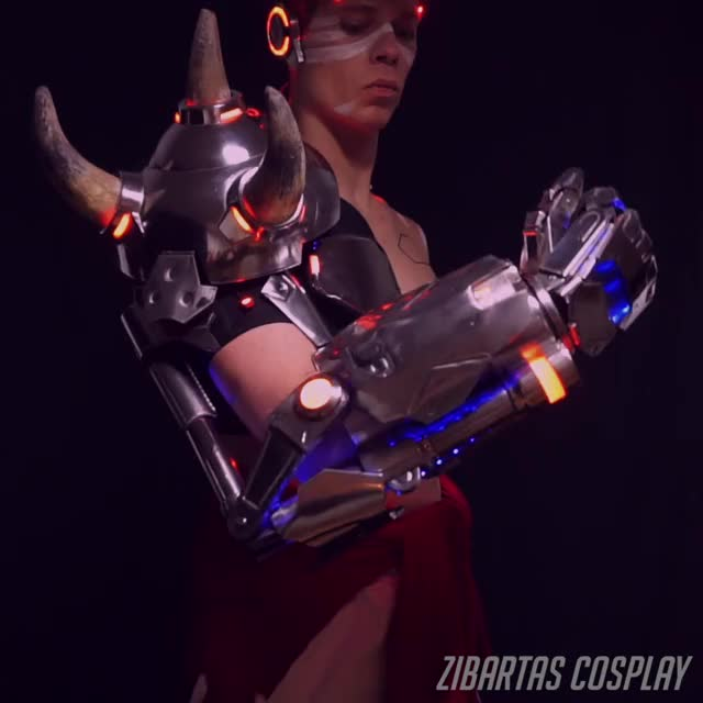 Watch and share Cosplay GIFs by Zibartas on Gfycat