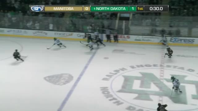 Watch and share Hockey GIFs and Sioux GIFs by hostilendabusive on Gfycat