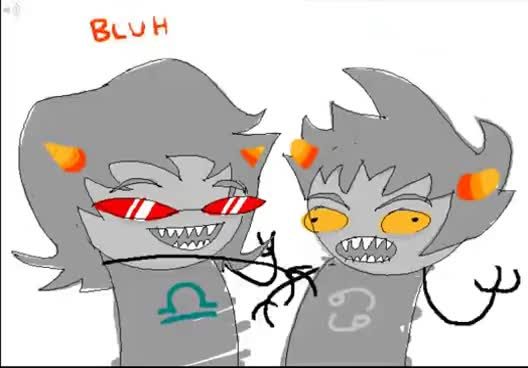 Watch and share Karkat And Terezi Random GIFs on Gfycat