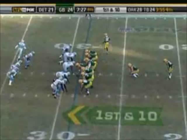 greenbaypackers, Aaron Rodgers' reg season 25+/50+/75+ yard touchdown passes [RES Warning?] (reddit) GIFs
