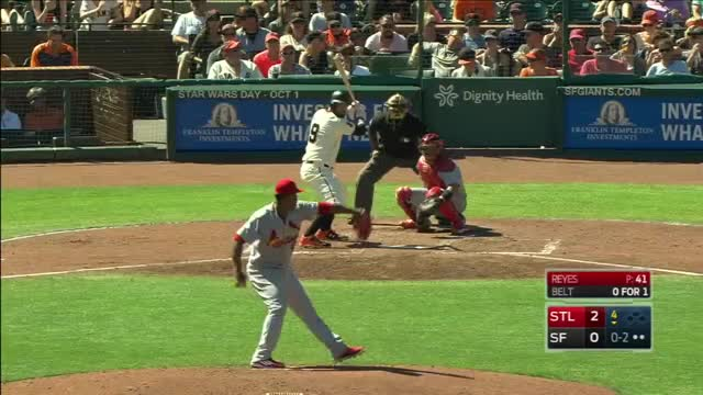 Watch and share Reyes Stifles The Giants GIFs by craigjedwards on Gfycat