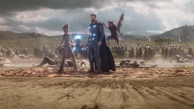 Watch and share Avengers Infinity War GIFs by Notias1 on Gfycat