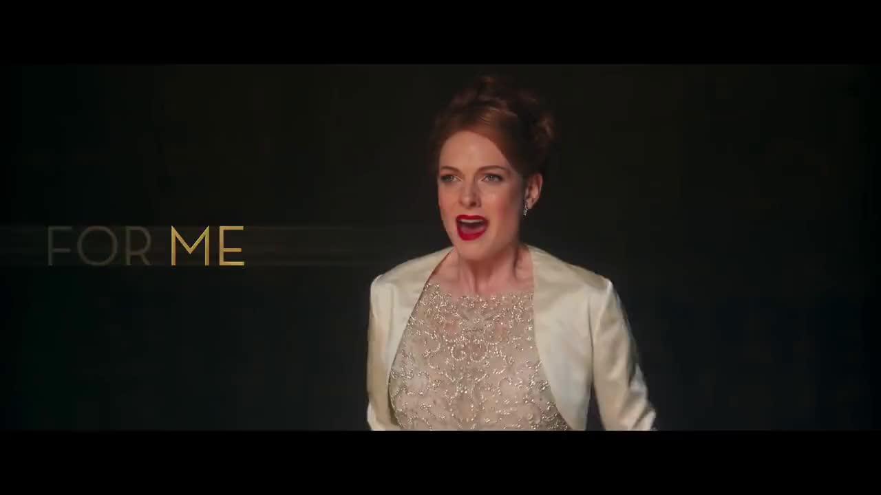 celebrity, celebs, fox, music, official, rebecca ferguson, zendaya, The Greatest Showman - Never Enough [Official Lyric Video] GIFs