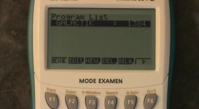 Watch and share Galactik Concours Rentrée 2017 Casio Graph 35+E GIFs by critor on Gfycat