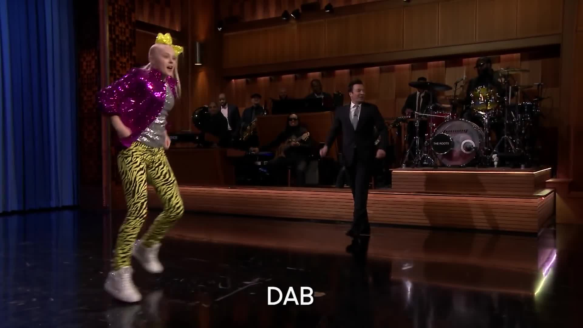 Dab, Jojo Siwa, Aggressive Dance-Off with JoJo Siwa GIFs
