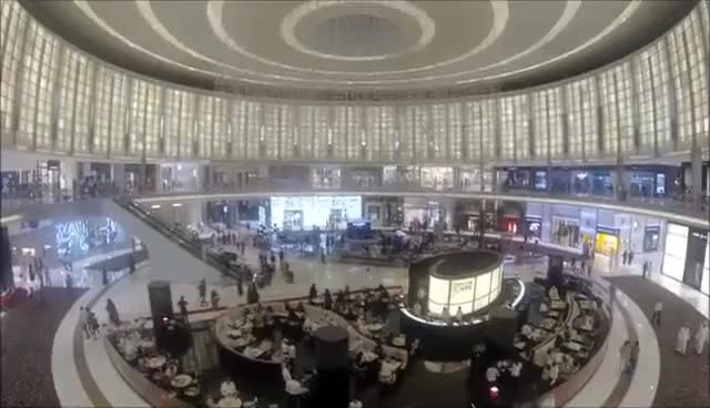 Watch and share The Dubai Mall Worlds Largest Shopping Mall *HD* GIFs on Gfycat