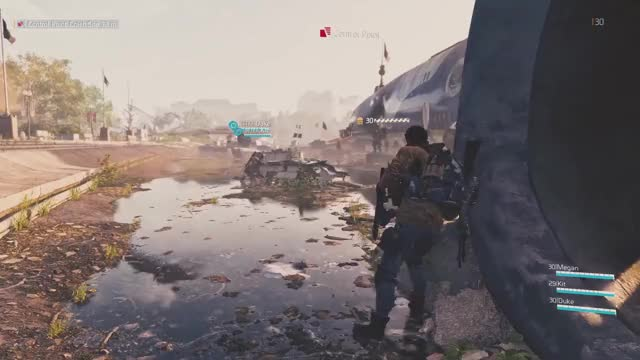 Watch and share Division2 GIFs by si26dada on Gfycat