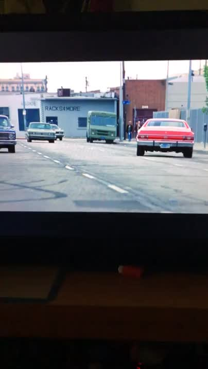 This stunt driver for Starsky and Hutch
