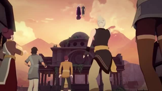 "Watch Salem Gone Rogue ""Gods Are Gods"" Poor Ozpin Roped Into This T_T GIF on Gfycat. Discover more StarWars, darkness, funny, gods, human, lost, lov, magic, meme, osma, ozpin, past, rogue, romance, rwby, sad, selfish, suffering, yendere GIFs on Gfycat"