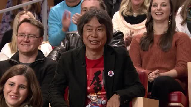 Watch and share Shigeru Miyamoto GIFs and Nintendo Switch GIFs on Gfycat