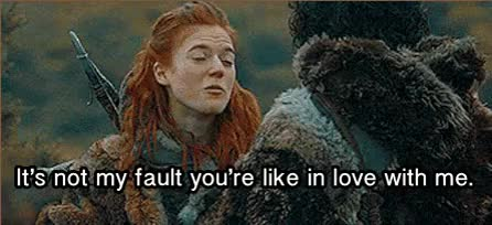 Watch and share Game Of Thrones GIFs and Rose Leslie GIFs on Gfycat