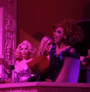 Watch and share Bianca Del Rio GIFs and Dina Delicious GIFs on Gfycat