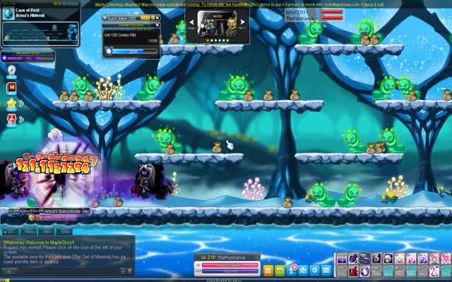 Watch and share Maplestory GIFs on Gfycat