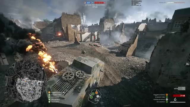 Watch and share Battlefield 1 GIFs and Bugs GIFs by piggeryjokery on Gfycat
