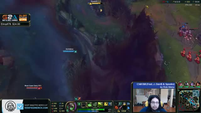 Imaqtpie - DISCOVERING THE SECRET TO WINNING