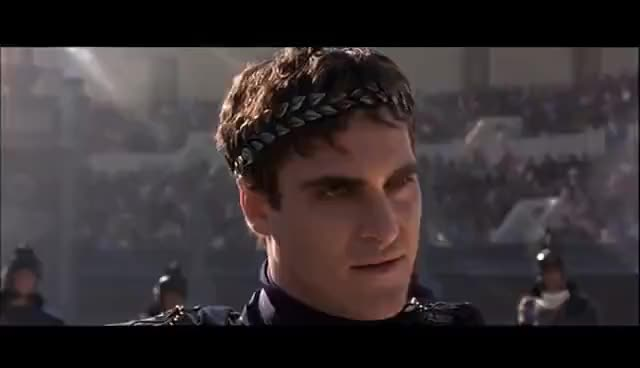 Watch The time for honoring yourself will soon be at an end GIF on Gfycat. Discover more Gladiator GIFs on Gfycat