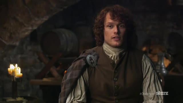 Watch and share Sam Heughan GIFs and Television GIFs on Gfycat