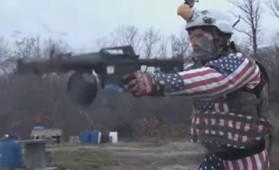 Watch and share Gun Shooting GIFs on Gfycat