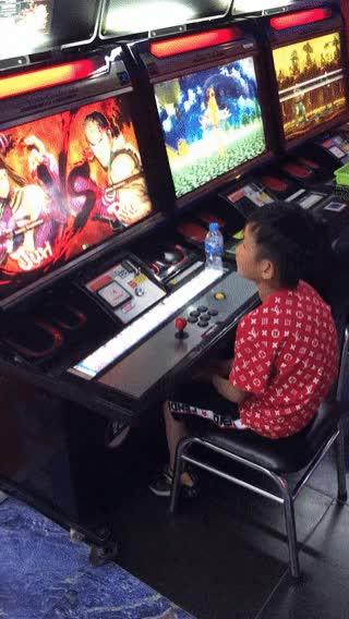 Watch and share Super Gamer Boy GIFs on Gfycat