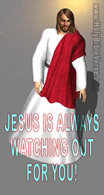 Watch and share Dancing Jesus GIFs on Gfycat