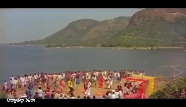 Watch and share Adi Gana Karunkuyile Song |Poonthotta Kaavalkaaran Movie Song| Vijayakanth Hits HD GIFs on Gfycat