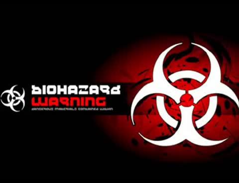 Watch and share Alerta De Peligro Biológico GIFs on Gfycat