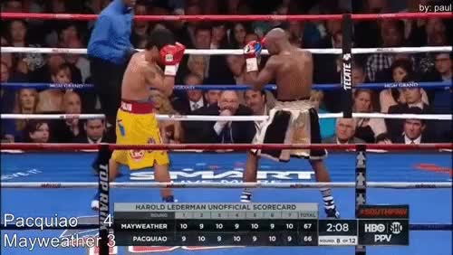 Watch Hopkins' Coach Reflects on Mayweather-Pacquiao Outcome GIF on Gfycat. Discover more related GIFs on Gfycat