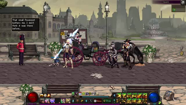 Watch and share Dungeon Fighter Online 4 28 2018 10 31 42 AM GIFs on Gfycat