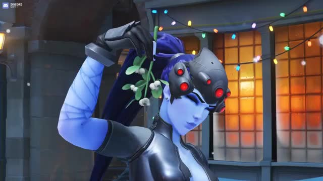 Watch MOMMY GIF by @rinsenpai on Gfycat. Discover more christmas, overwatch, widowmaker GIFs on Gfycat