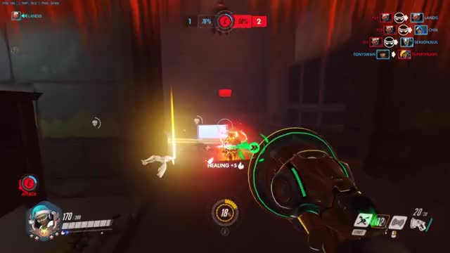 Watch where'd he go!? GIF on Gfycat. Discover more Overwatch, luciomains GIFs on Gfycat