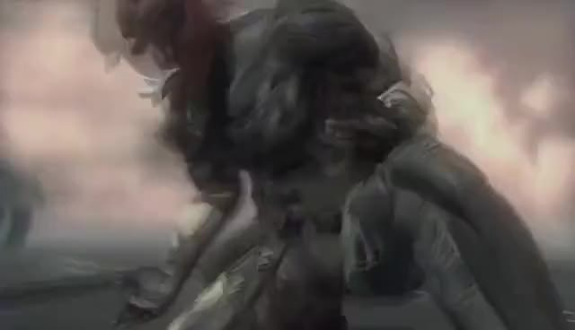 Watch and share Metal Gear Solid 4 Solid Snake Vs. Liquid Ocelot HD GIFs on Gfycat