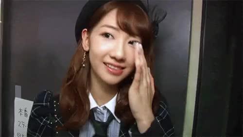 Watch and share Kashiwagi Yuki GIFs and Akb48 GIFs on Gfycat