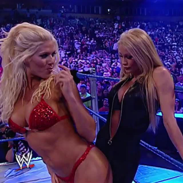 Watch and share Torrie Wilson GIFs by WrestleVids on Gfycat