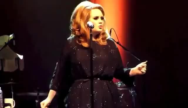 Watch this adele GIF on Gfycat. Discover more adele, music GIFs on Gfycat