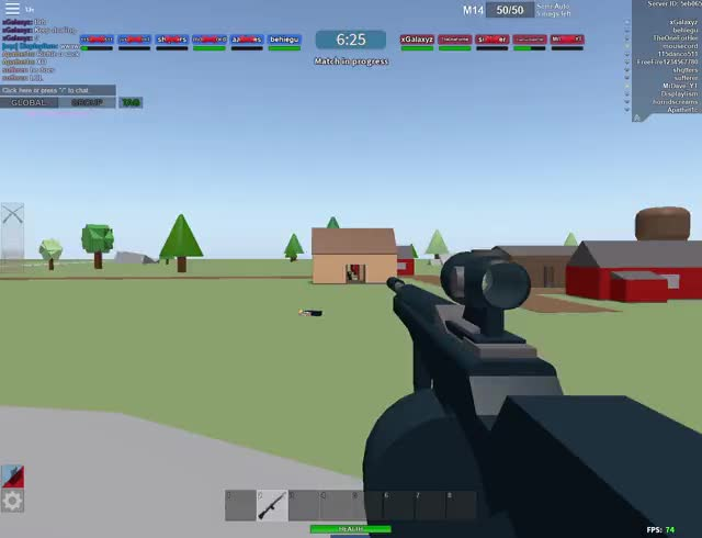 Watch and share Roblox 2019-08-26 22-31-34 GIFs by xGala on Gfycat