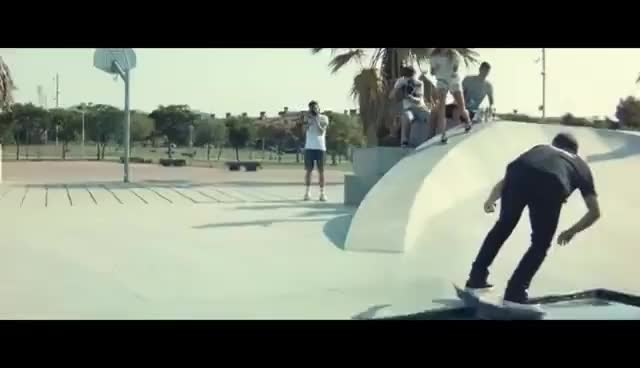 Watch The Lexus Hoverboard: It's here GIF on Gfycat. Discover more related GIFs on Gfycat