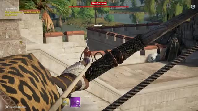 Watch and share [Assassins Creed Origins] We Have Liftoff GIFs by Masothe on Gfycat