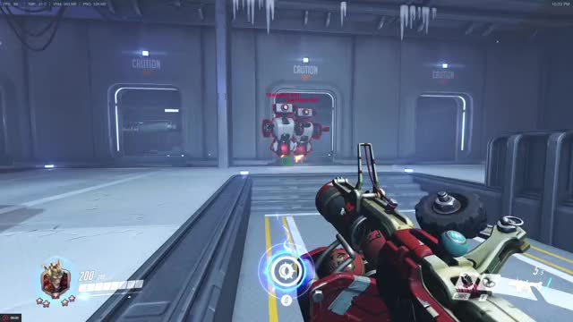 Watch PTR: Junkrat GIF by @engon1 on Gfycat. Discover more Overwatch, heroesofthestorm GIFs on Gfycat