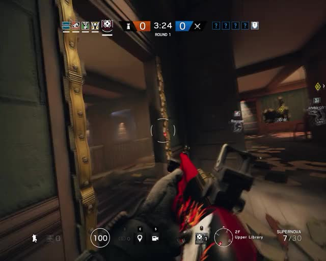 Watch and share Rainbow6 GIFs by jeuv on Gfycat