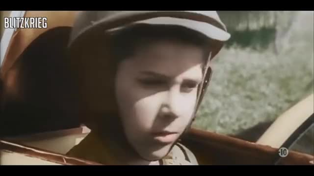 Watch and share Hitler Youth [HD Colour] GIFs on Gfycat