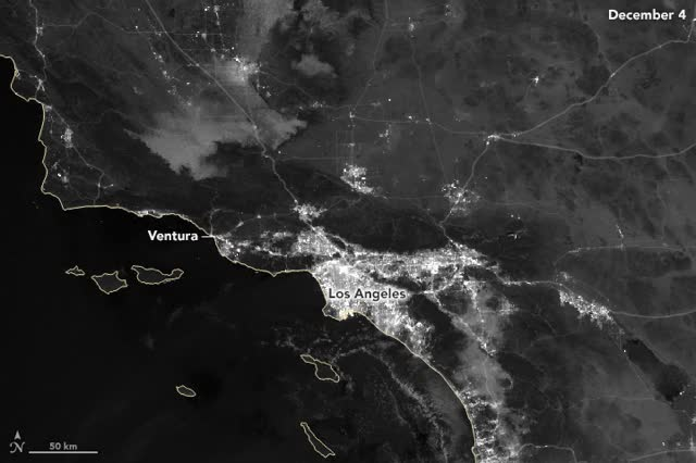Watch and share Ventura County GIFs and Thomas Fire GIFs by Dave Mosher on Gfycat