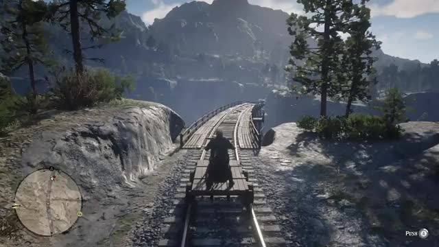 Watch and share Red Dead Bridge GIFs on Gfycat