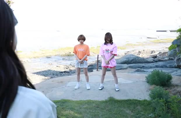 Twice One In A Million Photobook Making Film 4 4a Gif By Nojam