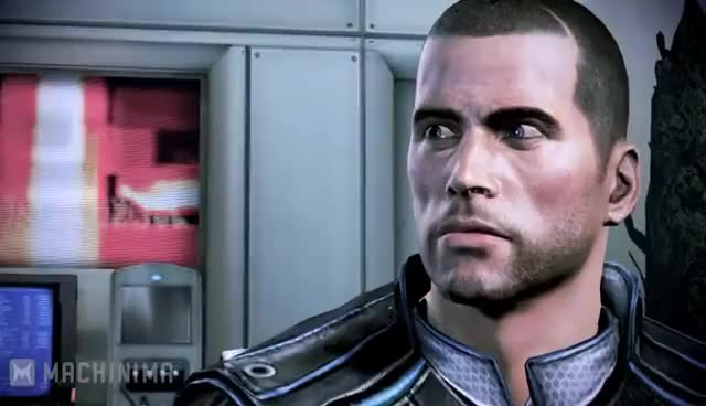 Watch and share Mass Effect GIFs on Gfycat
