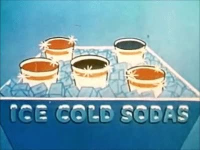 Watch Ice Cold Sodas: Via Drive-in Movie Ad - Marc Rodriguez GIF by Marc Rodriguez (@marcrodriguez) on Gfycat. Discover more ad, cold sodas, drink, drive in, ice, marc rodriguez, movie, movies, soda, sparkle, theater, thirsty GIFs on Gfycat