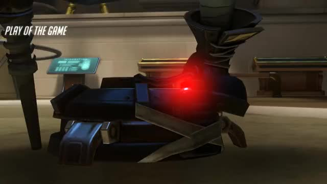 Watch and share Overwatch GIFs and Junkrat GIFs by FyreBelle on Gfycat