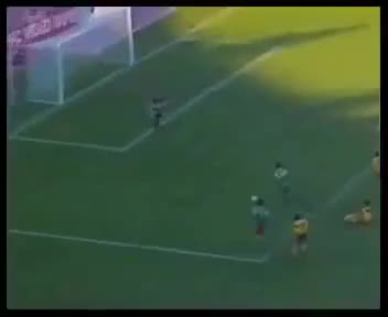 Watch and share Roger Milla GIFs by topito on Gfycat